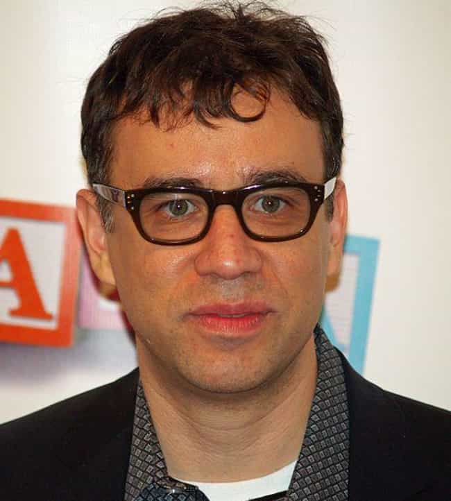 Fred Armisen is listed (or ranked) 3 on the list Famous People Of Japanese Descent