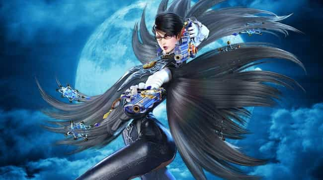Bayonetta is listed (or ranked) 4 on the list 13 Video Games That Might Just Be A Little Sexist