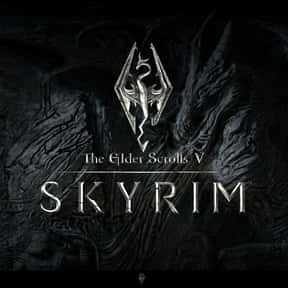 The Elder Scrolls V: Skyrim is listed (or ranked) 1 on the list The Most Addictive Video Games of All Time