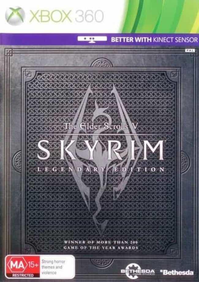 The Elder Scrolls V: Skyrim is listed (or ranked) 1 on the list The Best DLC Packs