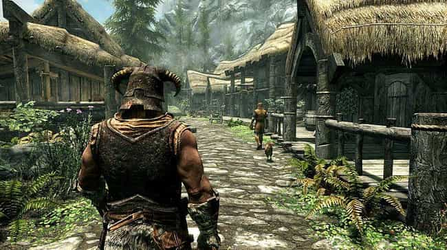 The Elder Scrolls V: Sky... is listed (or ranked) 4 on the list Video Games That Would Make Great TV Series