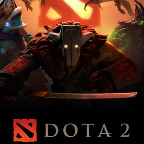 Dota 2 is listed (or ranked) 2 on the list The Most Popular MOBA Video Games Right Now