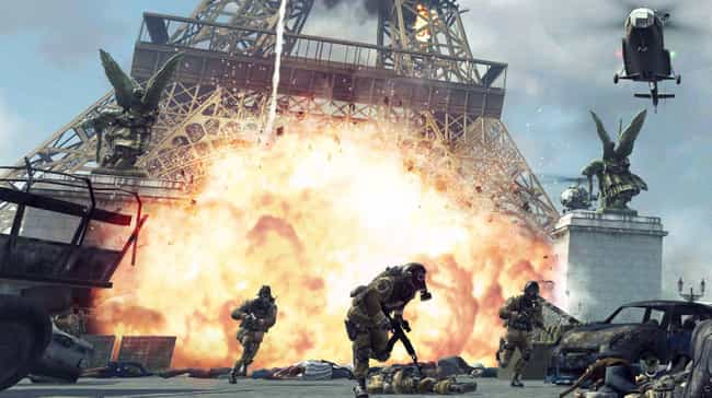 Call of Duty: Modern Warfare 3 is listed (or ranked) 4 on the list 15 Critically Acclaimed Video Games You're Too Embarrassed To Admit You Hate