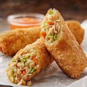 Egg Rolls is listed (or ranked) 12 on the list The Best Things To See At A Buffet