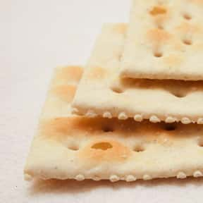 Saltines is listed (or ranked) 21 on the list The Best Food For A Hangover