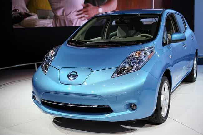 Nissan Leaf is listed (or ranked) 4 on the list The Best Highway Cars for Long Distance Driving