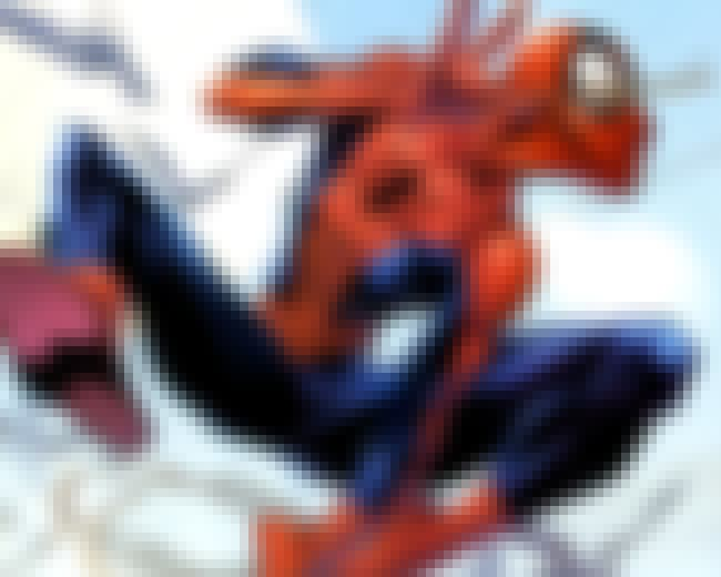 Ultimate Spider-Man is listed (or ranked) 6 on the list The Greatest Spider-Man Costumes of All Time