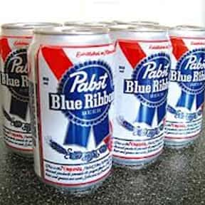 Pabst Blue Ribbon is listed (or ranked) 3 on the list The Best American Domestic Beers