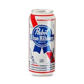 Pabst Blue Ribbon is listed (or ranked) 6 on the list The Best Beers to Chug