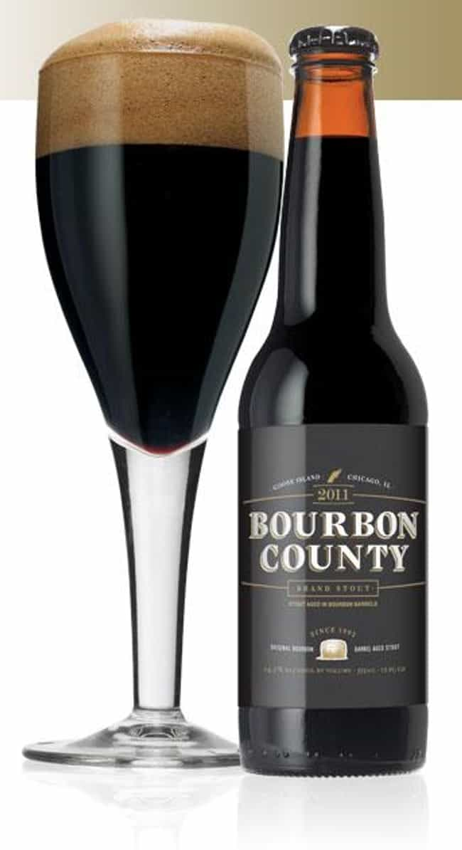 Goose Island Bourbon County St... is listed (or ranked) 1 on the list The Best Chicago Beers, Ranked