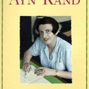 Journals of Ayn Rand is listed (or ranked) 15 on the list The Best Ayn Rand Books