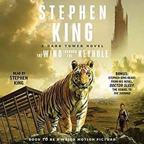 The Wind Through the Keyhole:  is listed (or ranked) 17 on the list The Best Stephen King Audiobooks