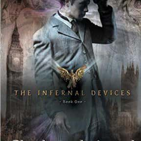 The Infernal Devices is listed (or ranked) 6 on the list The Best Young Adult Romance Series