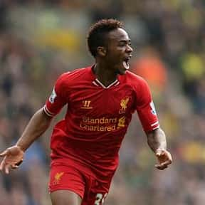 Raheem Sterling is listed (or ranked) 1 on the list The Best Soccer Players from Jamaica