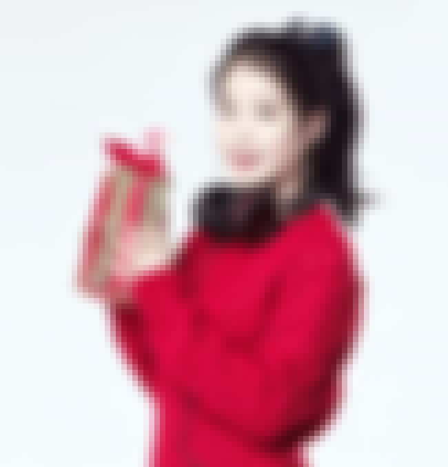 IU is listed (or ranked) 2 on the list KPop Idols and Their Idols