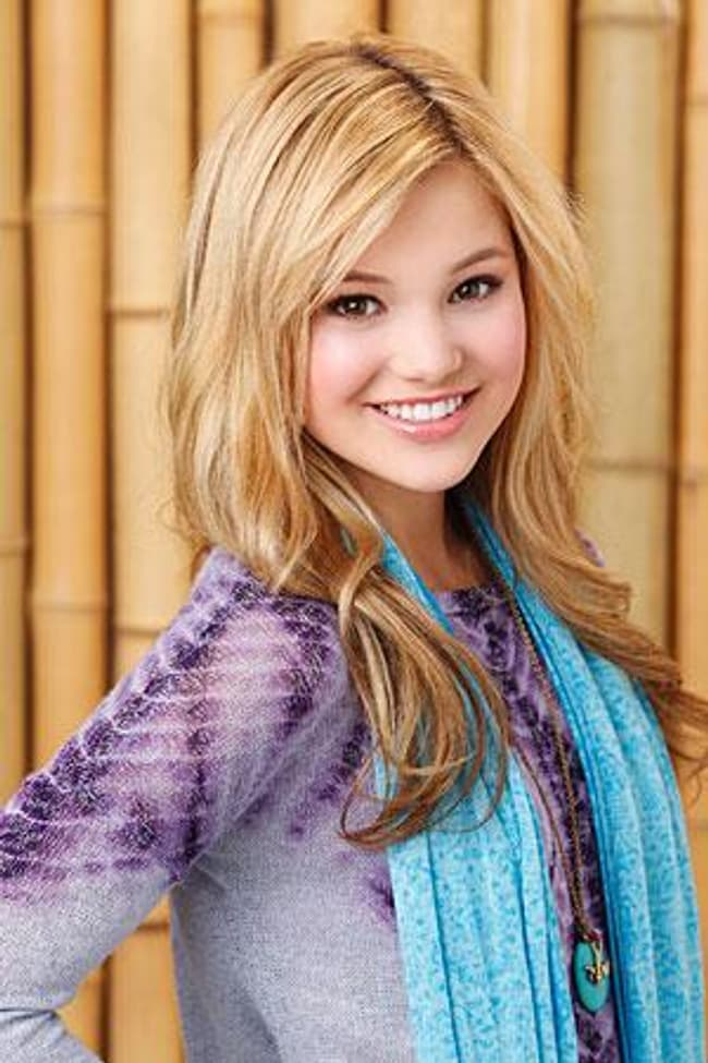 Olivia Holt Is Listed Or Ranked  On The List  Most Sexy Teens
