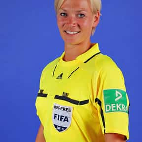 Bibiana Steinhaus is listed (or ranked) 1 on the list List of Famous Referees