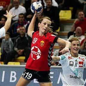 Maja Zebić is listed (or ranked) 8 on the list List of Famous Handball Players