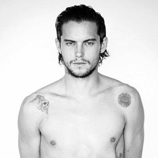 Dylan Rieder is listed (or ranked) 4 on the list Camille Rowe Loves and Hookups