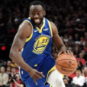Draymond Green is listed (or ranked) 4 on the list The Biggest Crybabies in Basketball