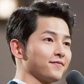 Song Joong-ki is listed (or ranked) 10 on the list The Best K-Drama Actors Of All Time