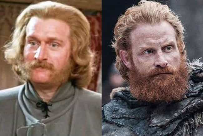 Kristofer Hivju is listed (or ranked) 4 on the list Who Would Star In 'The Princess Bride' If It Were Made Today?