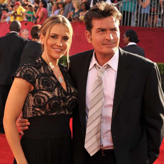 Brooke Mueller is listed (or ranked) 4 on the list Everyone Charlie Sheen Has Dated