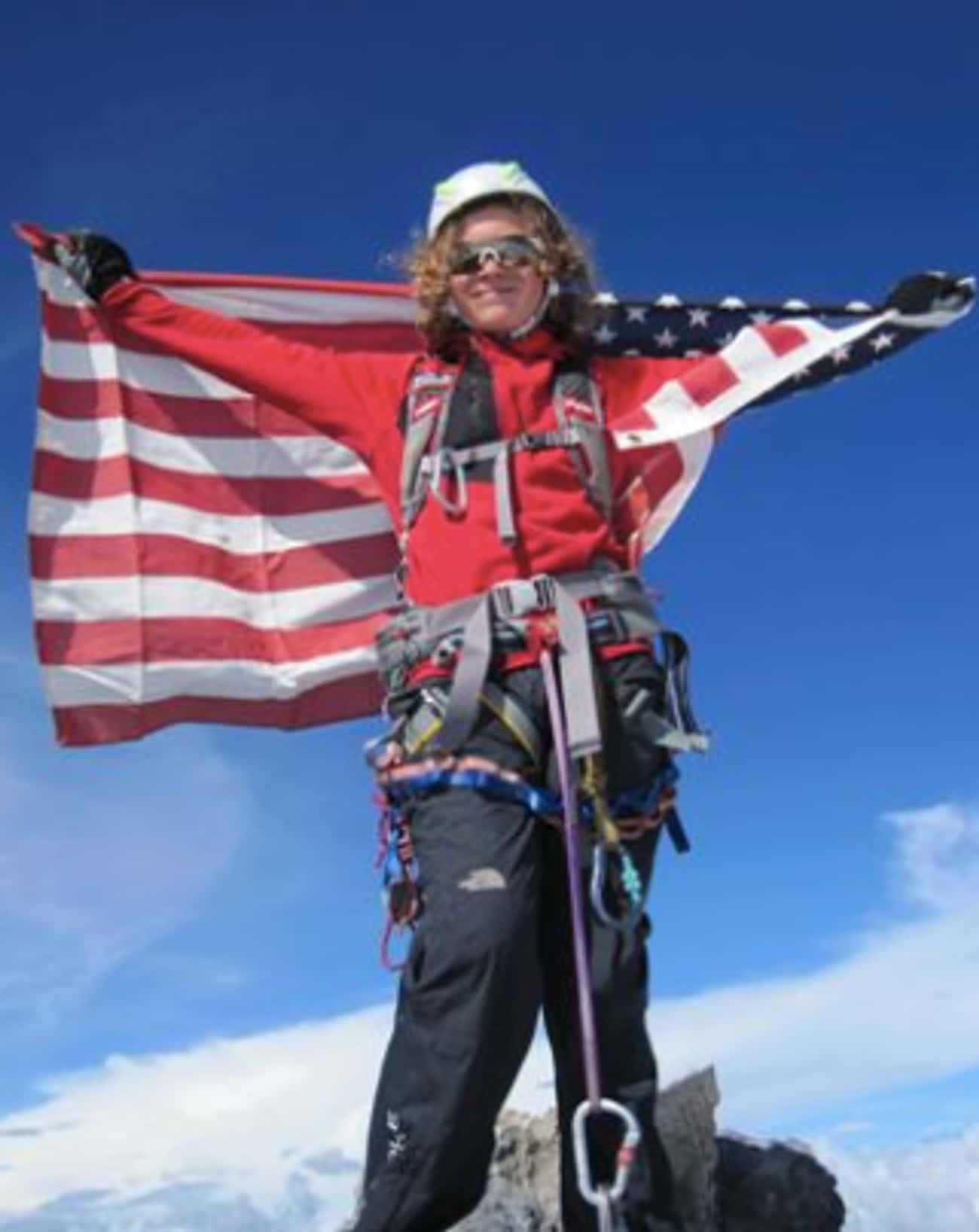 Jordan Romero Climbed Mt. Everest at Age 13