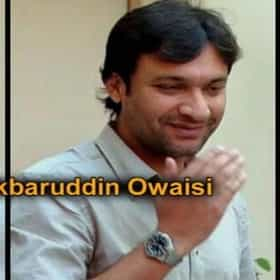 Akbaruddin Owaisi