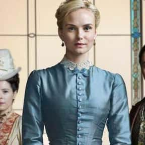 Joanna Vanderham is listed (or ranked) 20 on the list The Best Scottish Actresses Working Today