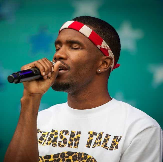 Frank Ocean is listed (or ranked) 4 on the list Famous LGBTQ+ Rappers