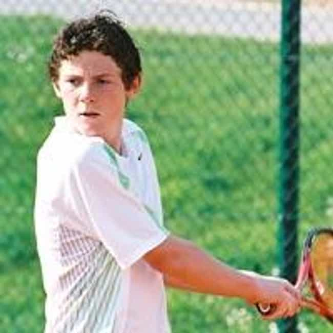 Sam Barry is listed (or ranked) 4 on the list The Best Tennis Players from Ireland