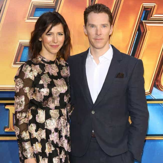Sophie Hunter is listed (or ranked) 1 on the list Benedict Cumberbatch Loves and Hookups