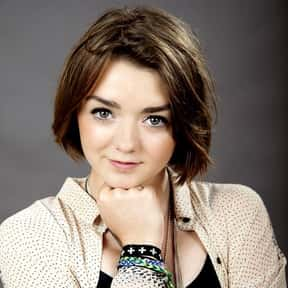 Maisie Williams is listed (or ranked) 19 on the list Who Was America's Girlfriend in 2015?