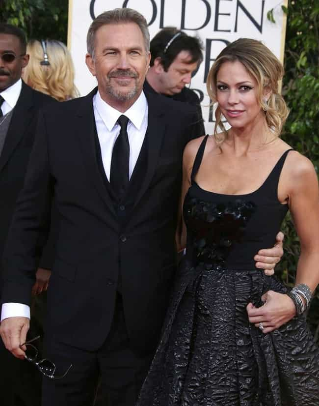 Christine Baumgartner is listed (or ranked) 1 on the list Women Who Kevin Costner Has Dated