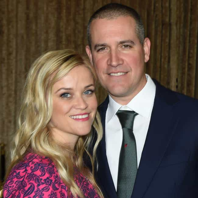 Jim Toth is listed (or ranked) 1 on the list Reese Witherspoon Loves and Hookups
