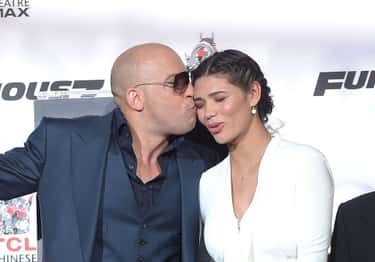 Paloma Jiménez is listed (or ranked) 1 on the list Women Who Vin Diesel Has Dated