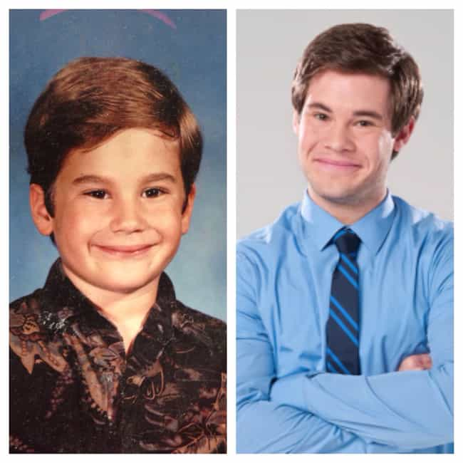 Adam DeVine is listed (or ranked) 7 on the list 40 Uncanny Celebrity Lookalikes That Are Hard to Believe