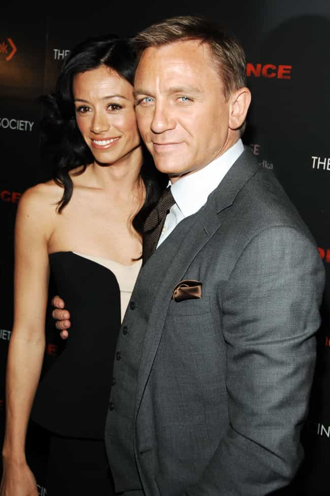 Satsuki Mitchell is listed (or ranked) 2 on the list Daniel Craig's Loves & Hookups