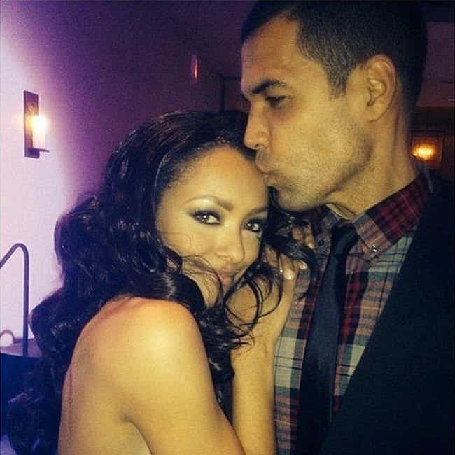 Cottrell Guidry is listed (or ranked) 2 on the list Every Man Kat Graham Has Dated