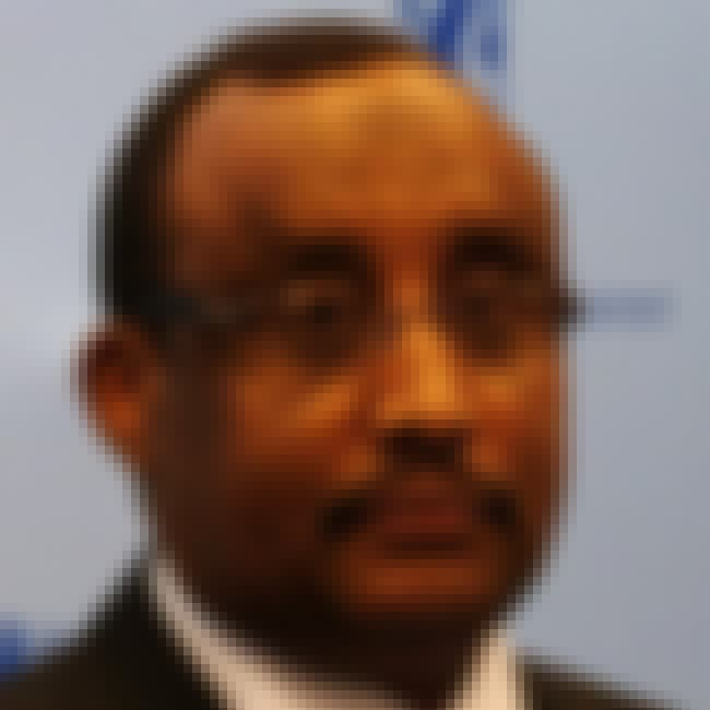 Abdiweli Mohamed Ali is listed (or ranked) 2 on the list Famous Politicians from Somalia