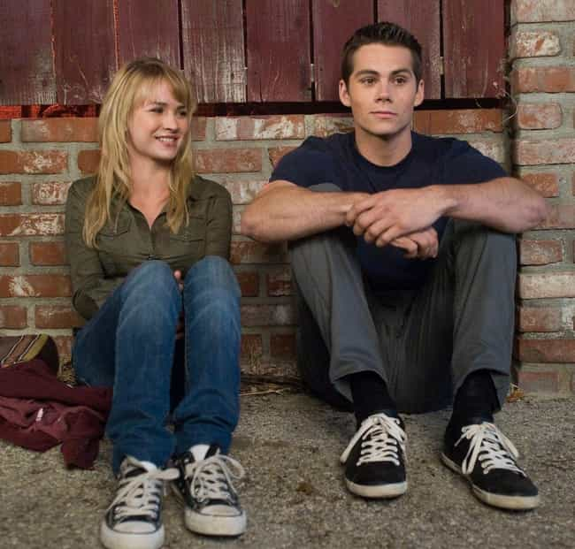 Dylan O'Brien is listed (or ranked) 1 on the list Britt Robertson Loves and Hookups