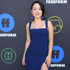 Cierra Ramirez is listed (or ranked) 19 on the list Famous Pisces Female Celebrities