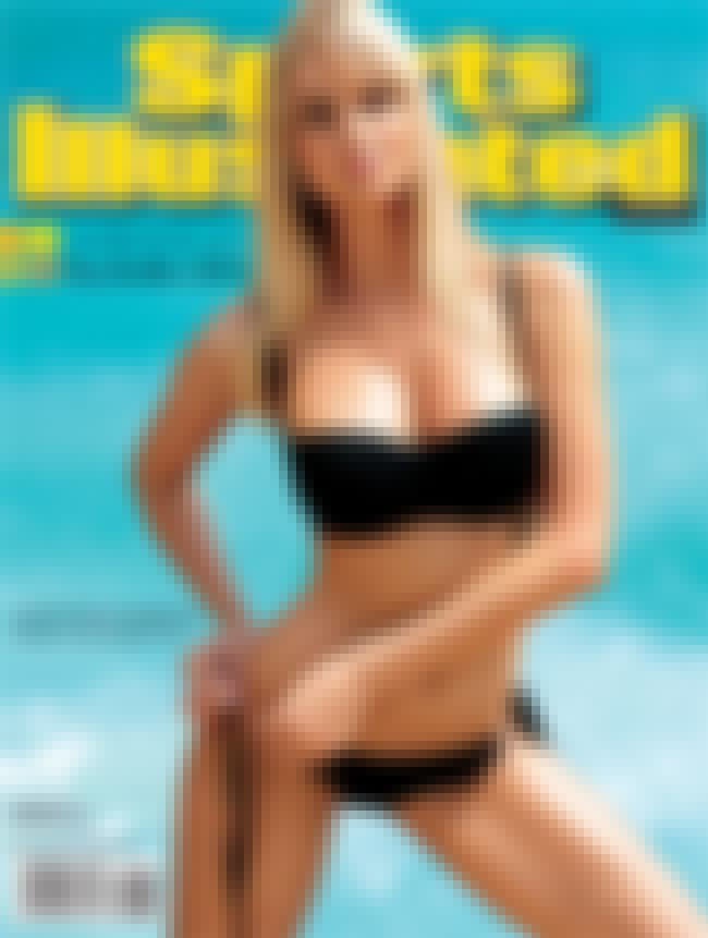 Genevieve Morton is listed (or ranked) 3 on the list The Best Sports Illustrated Swimsuit Edition Covers
