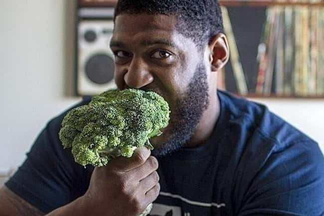 David Carter is listed (or ranked) 10 on the list Crazy Diets of Wrestlers and Other Athletes