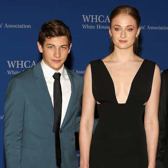 Tye Sheridan is listed (or ranked) 2 on the list Sophie Turner Loves and Hookups
