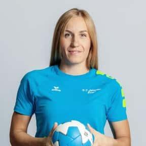 Anita Gaće is listed (or ranked) 9 on the list List of Famous Handball Players