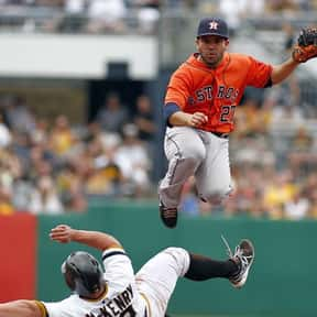 Jose Altuve is listed (or ranked) 5 on the list The Best Houston Astros Of All Time
