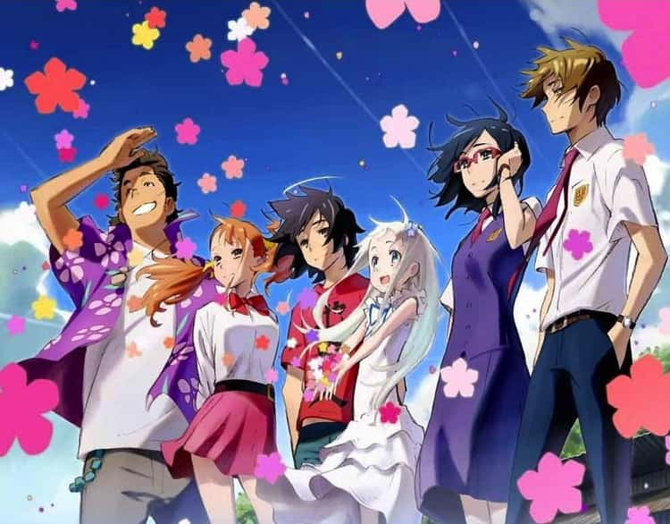 Anohana: The Flower We Saw That Day - Coping with the Death of a Childhood Friend