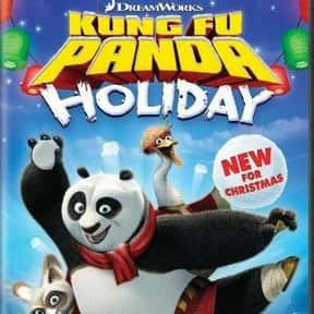 Kung Fu Panda Holiday is listed (or ranked) 9 on the list The Best Children's and Kids' Movies on Netflix